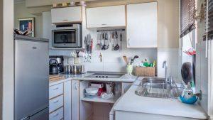 espacio de cocina