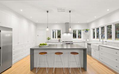 Descubre cómo conseguir la distribución perfecta en tu cocina